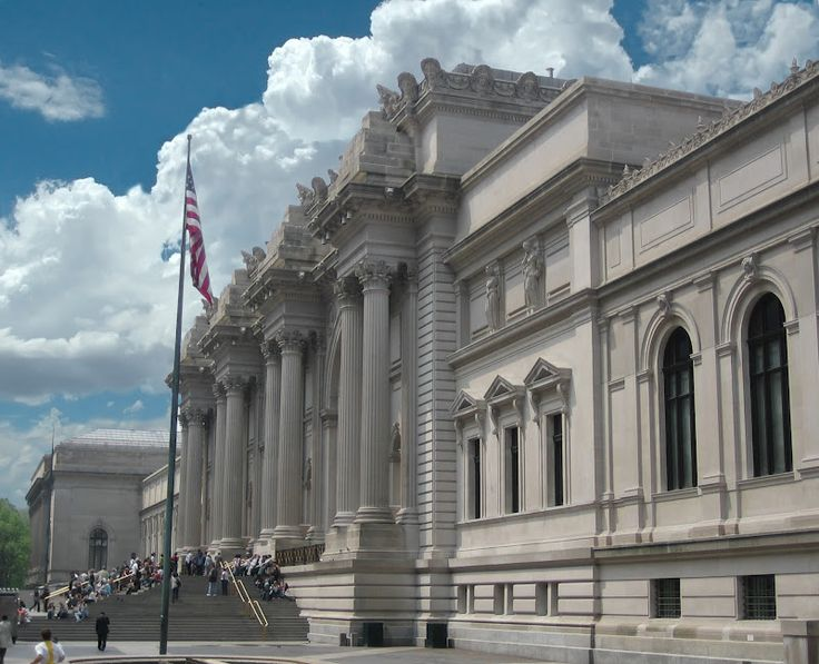 TOP WORLD TRAVEL DESTINATIONS: Metropolitan Museum of Art, France