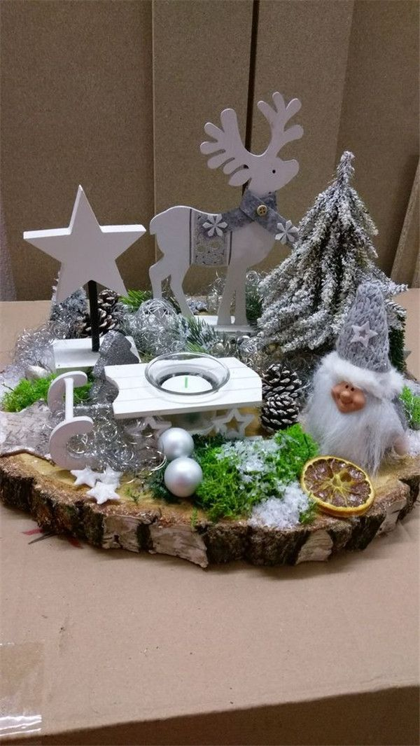35 new collection of easy christmas decorations christmas rh pinterest com