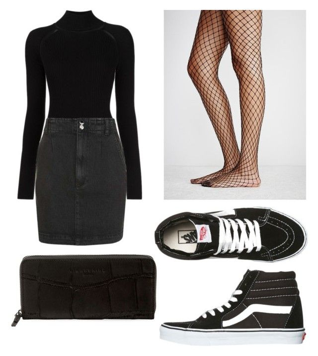 """""""party   AK97"""" by ak-97 on Polyvore featuring Misha Nonoo, Topshop, Free People, Vans and Liebeskind"""