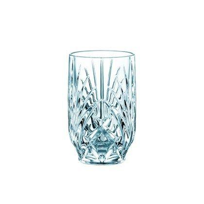 Køb Nachtmann Palais vandglas med 6 stk. i krystalglas. Kommer i flot gaveæske. Hurtig og gratis levering. Se online her.