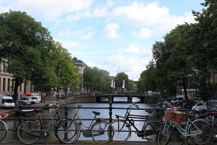 8  coisas para fazer em Amsterdã