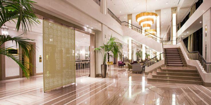 The best Service of Fairmont Hotel in Hamburg