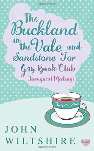 BucklandintheVale and Sandstone Tor Gay Book Club Inaugural Meeting * Be sure to check out this awesome product.