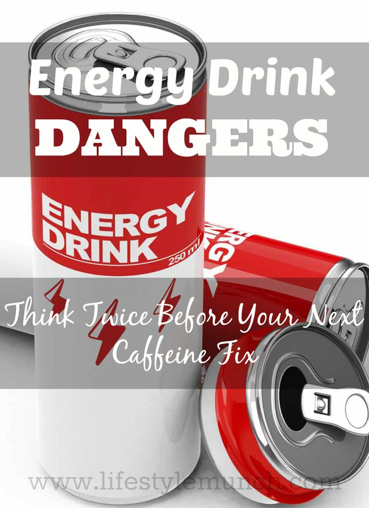 the danger of energy drinks essay Energy drinks can also be mixed with alcohol, a dangerous combination, as a mixture of both beverages can dehydrate the body severely.