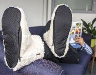 Beheizbare Socken, Schuheinlagen und Hausschuhe - Beheizbare Bekleidung
