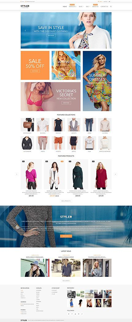 12 best images about shopify themes on pinterest