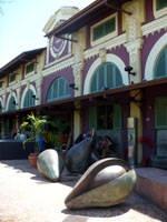 Plaza del Mercado, Santurce, San Juan. Good place to go on Thursday or Friday.