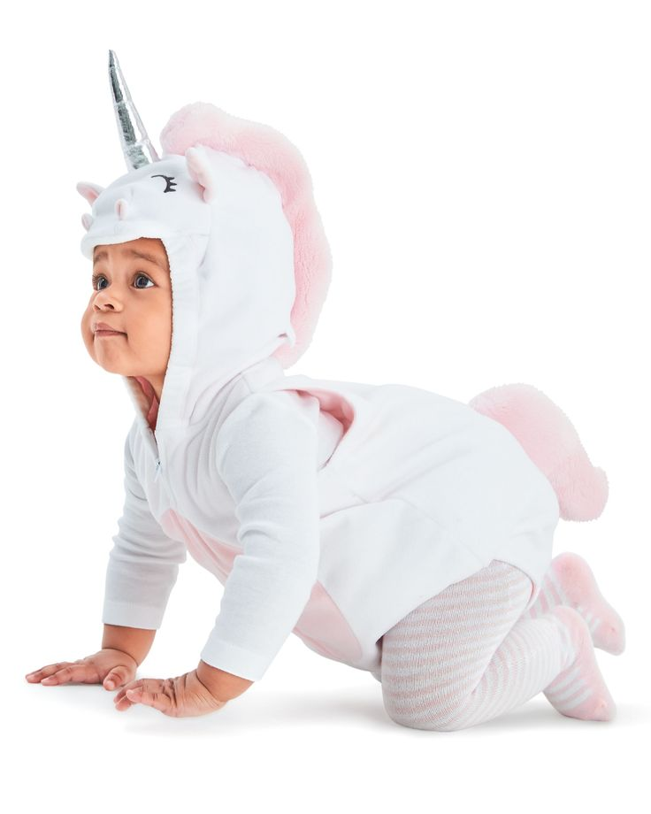 Little Unicorn Halloween Costume from Carters.com. Shop clothing & accessories from a trusted name in kids, toddlers, and baby clothes.