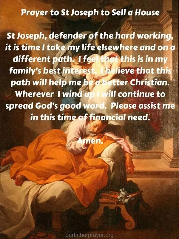 #prayers to sell a house and for employment. This is perfect for all of the…