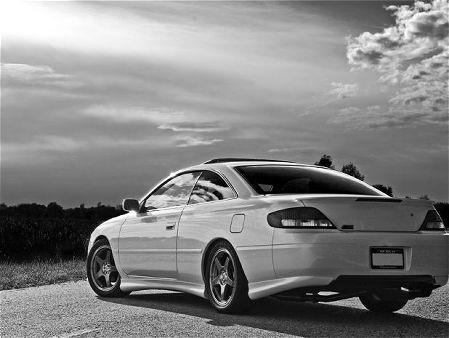 1st generation Toyota Solara #windscreen http://www.windblox.com/ #winddeflector