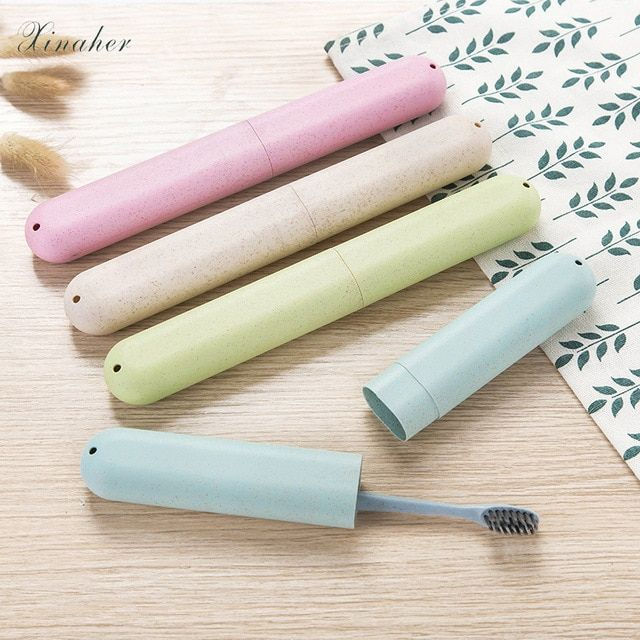 1 Piece Travel Toothbrush Holder Case Portable Toothbrushes Cover