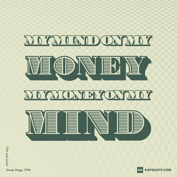 Quotes About Money: 25+ Best Rap Lyrics About Money Trending Ideas On
