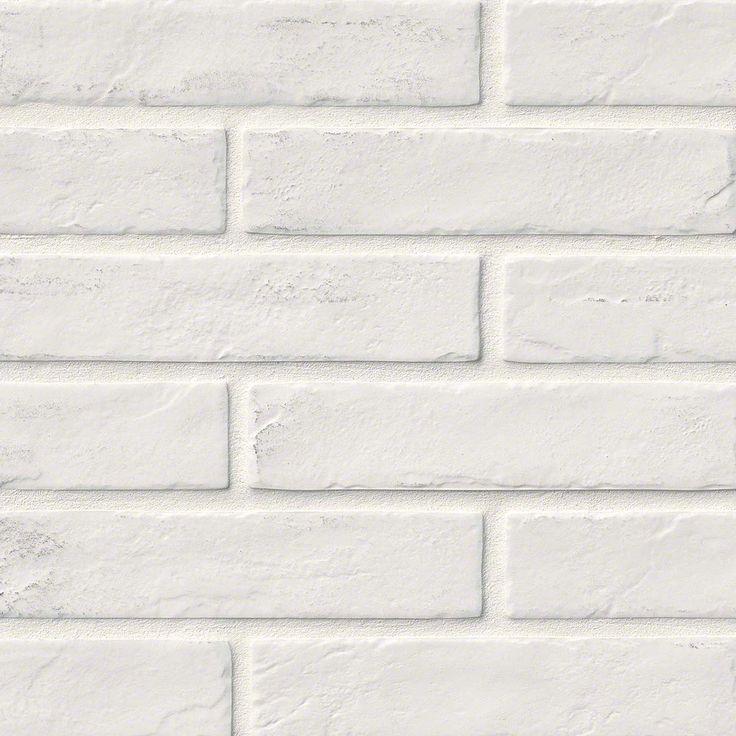 Best 20 White Brick Tiles Ideas On Pinterest Brick