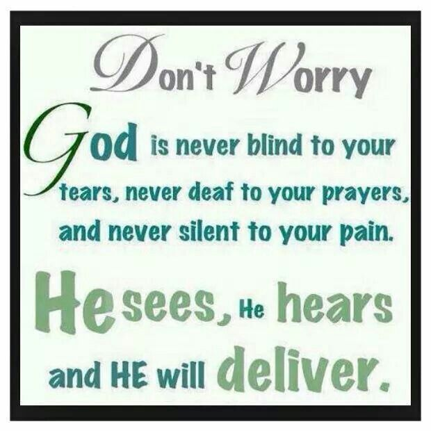 Don T Worry About Tomorrow Bible Quote: Dont Worry Bible Quotes. QuotesGram