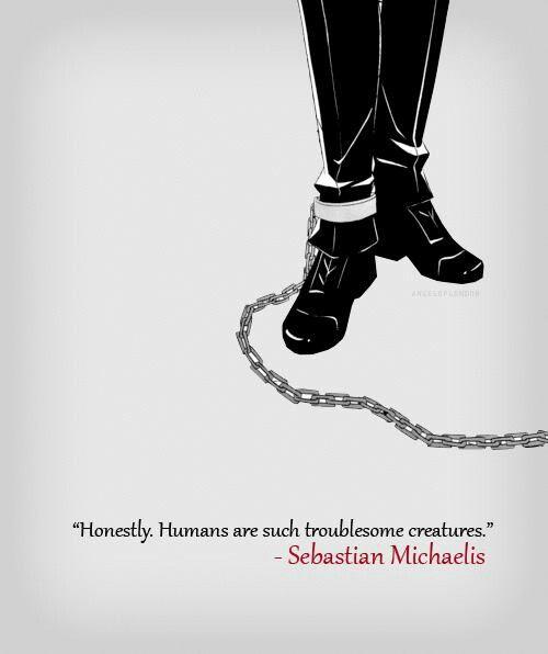 Sebastian Michaelis Black Butler
