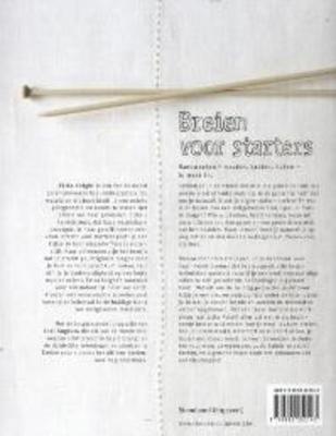 Beschrijving van Breien voor starters : workshop eenvoudig breien met 20 aantrekkelijke ontwerpen - Erika Knight - BruNO - Brussels Netwerk Openbare bibliotheken