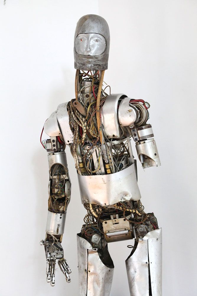 114 best images about Robot on Pinterest | Days of future ...