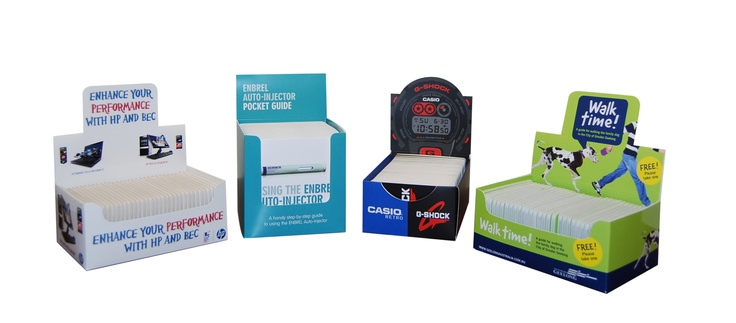 Z-CARD Point of Sale Boxes