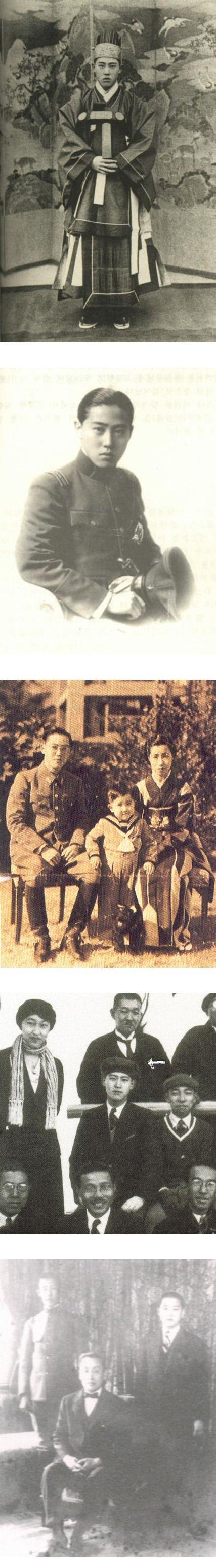흥영군 이우  Colonel Yi Wu (15 November 1912 – 7 August 1945), was the 4th head of Unhyeon Palace, a member of the imperial family of Korea, and a Lieutenant Colonel in the Imperial Japanese Army during the Second World War.  He died in the atomic blast at Hiroshima on August 6, 1945 where he was serving as a Lieutenant Colonel in the Imperial Japanese Army.  He was buried  in Heungwon, Korea on 15 August 1945, the day WWII  ended.