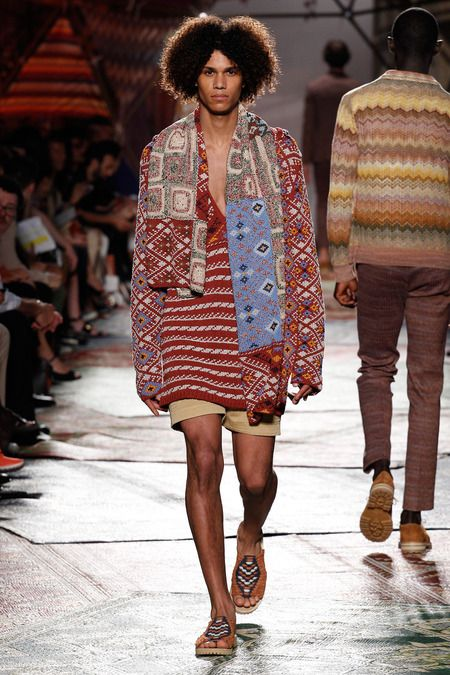 Missoni | Spring 2015 Menswear Collection | Style.com