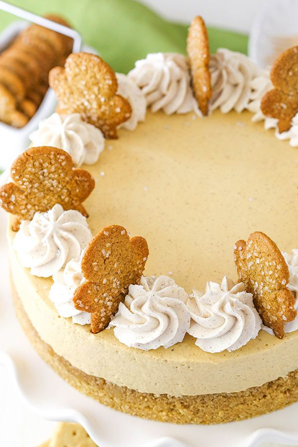 Best 25+ Gingerbread cheesecake ideas on Pinterest ...