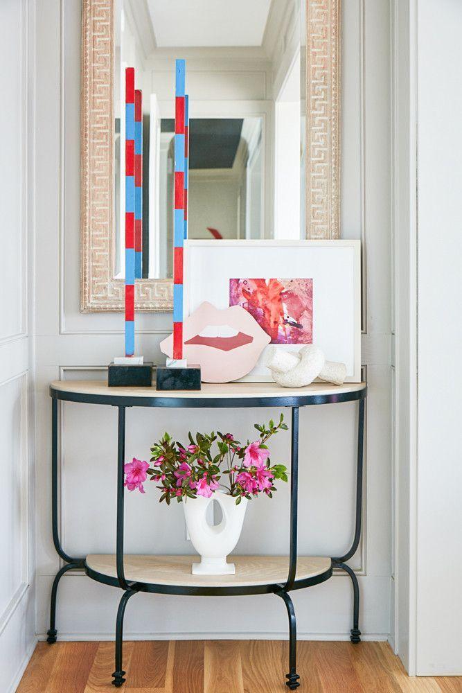 angela chrusciaki blehm artist home with bright colors decorative rh pinterest com