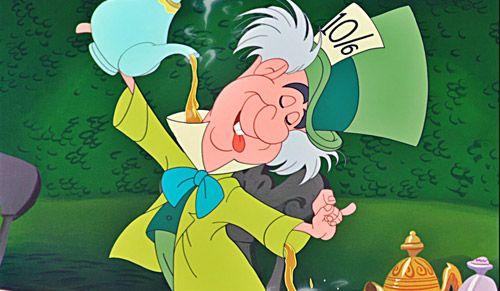 """http://thesspress.gr/index.php/ygeia/item/52249-10-apofthegmata-iroon-tis-disney-pou-tha-fotisoun-ti-mera-sas.html """"Είστε τρελοί.. Αλλά θα σας πω ένα μυστικό.. Όλοι από τους καλύτερους ανθρώπους είναι!"""" - Τρελοκαπελάς"""