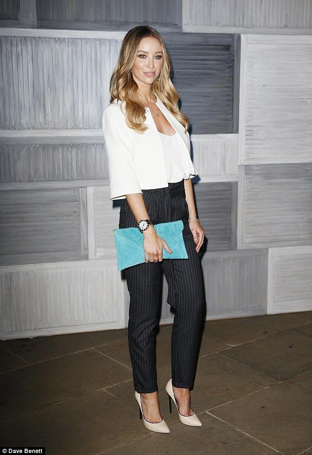 Lauren Pope & Jodie Kidd dress to impress at Instagram bash - Celebrity Fashion Trends