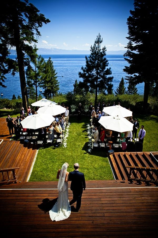 84 Best North Lake Tahoe Weddings Images On Pinterest