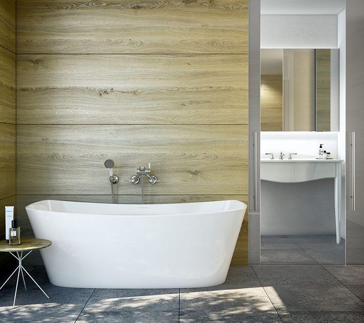 Die besten 25+ Victoria und albert badewannen Ideen auf Pinterest - badezimmer ideen dachgeschoss
