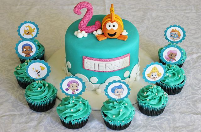 bubble guppies party - Google Search