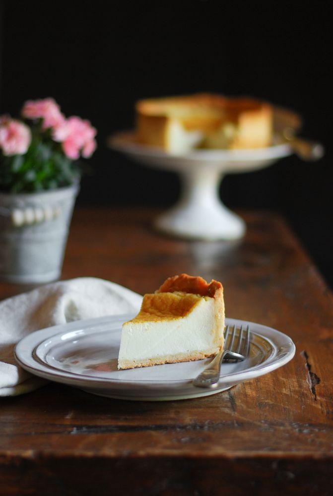 Tarta de queso Zuberoa