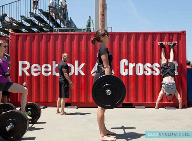 Haven't you heard? Reebok's intense endurance & strength-building workout, CrossFit, is extremely trendy right now. CrossFit can be tailored to meet anyone's physical abilities/needs which makes it so versatile and gives it total public appeal. This may be trendy, but we think it's here to stay!