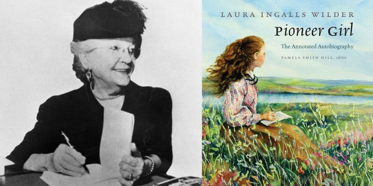 Everybody Wants Laura Ingalls Wilder's Autobiography - GoodHousekeeping.com