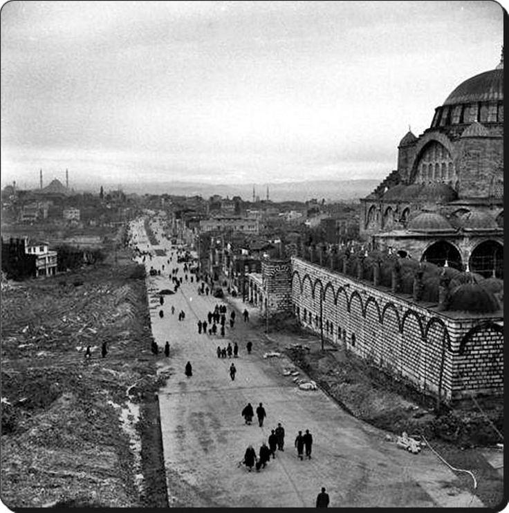 Edirnekapı Istanbul - 1958