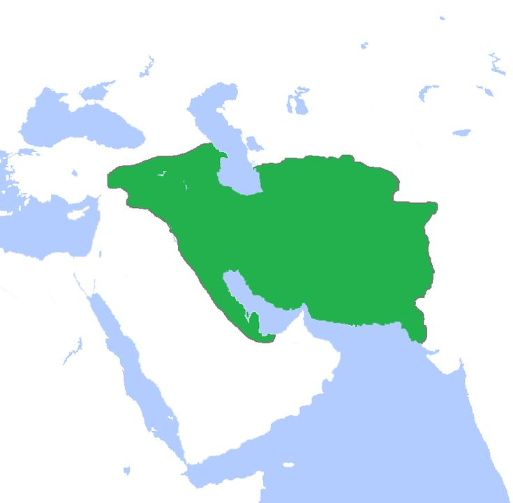 Parthian Empire at itu0027s greatest extent