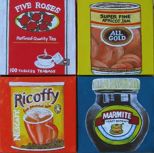 Acrylics - *** Proudly South African