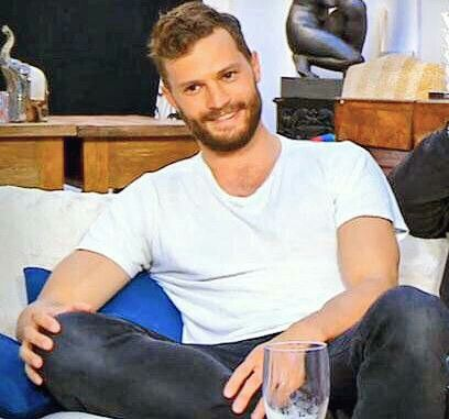 Jamie Dornan on gogglebox SUTC