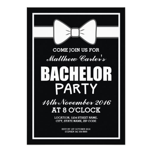 7 best Bachelor Party images – Bachelor Party Invitation Cards