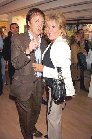 Pattie and Paul - Pattie Boyd Photo (23896724) - Fanpop