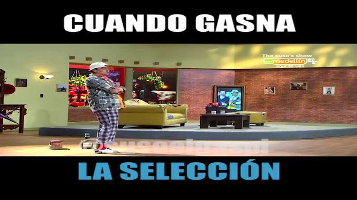 Suso El Paspi - Si señores Gasnamos... Y Ahora Cuántos Incapacitados Mañasna? - Funny Now