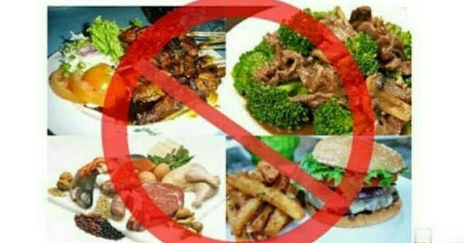 Hipertensi Atau Tekanan Darah Tinggi Dapat Semakin Buruk Karena Makanan Berikut Ini Makanan Lemak Jenuh Acar Mentimun