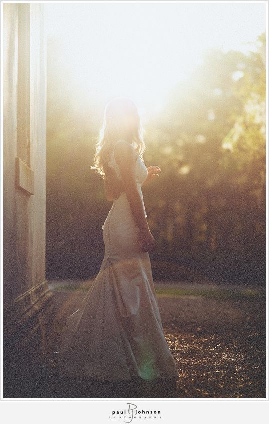 mysterious romanticism through low-contrast overexposure ...