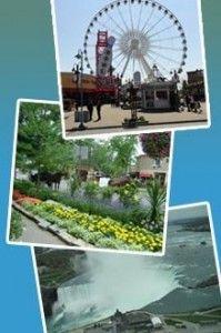 Visit the Niagara Region on a Niagara Falls Bus Tour