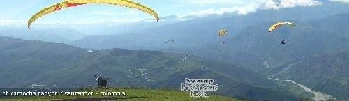 Colombia Paragliding Hostel (Bucaramanga, Santander)