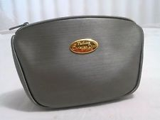 Christian Dior Parfums Cosmetic Purse in Silver