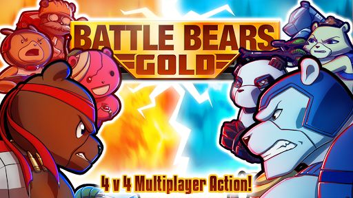 Battle Bears Gold is one of the latest android gaming app for your Smartphones and Tablets. The android games app is developed by SkyVu Entertainment and till now it has won many awards for Best Action & Arcade game, Best Soundtrack, Best App Ever, Best Game Controls, Best Multiplayer and many more.    ...BTW, TRY OUT THIS APP:  https://play.google.com/store/apps/details?id=com.JERASeng.illusionsidoser