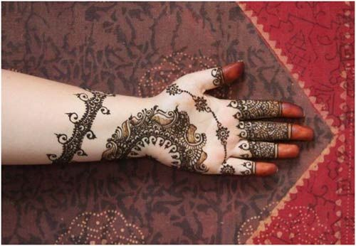 36 Mehandi Designs For Hands To Inspire You