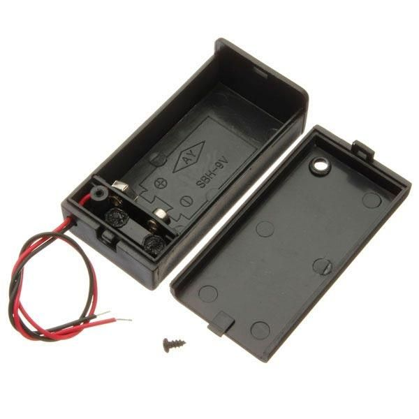Us 3 42 2pcs 9v Battery Box Pack Holder With On Off Power Switch Toggle Arduino Compatible Scm Diy Kits From Electronics On Banggood Com Diy Kits Arduino 3d Printer Supplies