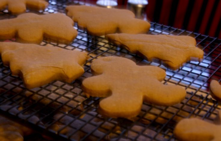 """The Best Gingerbread Cookie Recipe - """"Not only are they delicious, but they're soft, too. Imagine that! One of the first things people say when they try them is, """"Soft gingerbread cookies?!"""""""